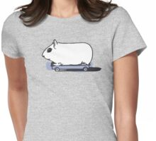 Hamster - Victorian Illustration Womens Fitted T-Shirt