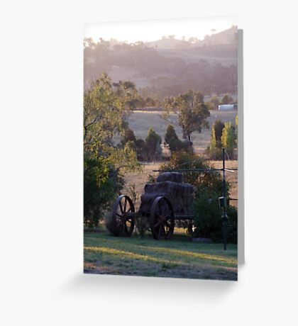 Mansfield, Victoria Greeting Card