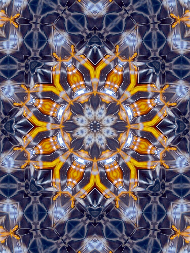 Beer Glass Abstract II by Hugh Fathers