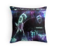 Dream Beast Throw Pillow