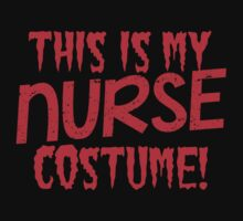 This is my NURSE costume One Piece - Short Sleeve