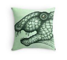 ~Dimetrodon Grandis~ Throw Pillow