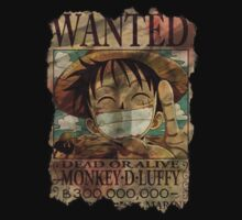 Monkey D Luffy. Dead Or Alive! by Xeno !