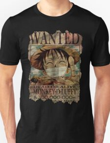 Monkey D Luffy. Dead Or Alive! T-Shirt