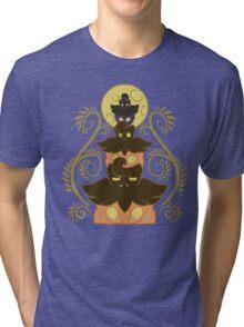 Pumpkaboo tower Tri-blend T-Shirt