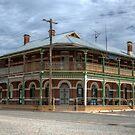 Australian Country Pub, Mirrool, NSW   by Adrian Paul