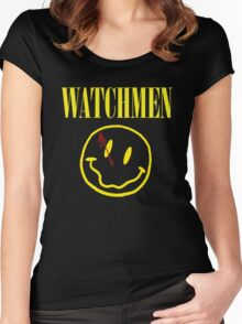Watchmen Women's Fitted Scoop T-Shirt