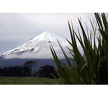 Mount Taranaki Photographic Print