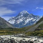 Mount Cook National Park by Paul Duckett