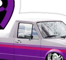 79 Mini Truckin' Sticker