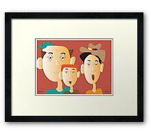 Generations.... Framed Print
