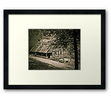Home Is Where Your Heart Is Framed Print