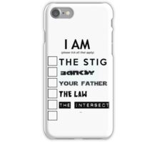 I am Everyone iPhone Case/Skin