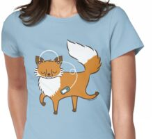 Solo Disco Fox Womens Fitted T-Shirt