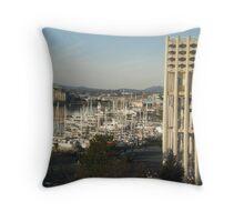 Unforgettable Victoria Throw Pillow