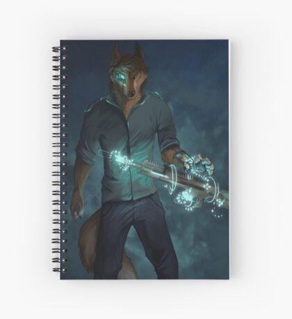 Make a move Spiral Notebook