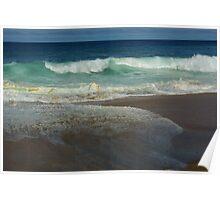 Beautiful Bells Beach  Poster
