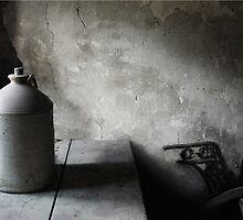 The Stone Jar Still Life by Penny Alexander