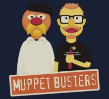 Muppet Busters by monkeyminion
