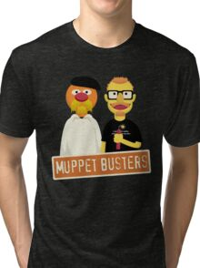 Muppet Busters Tri-blend T-Shirt