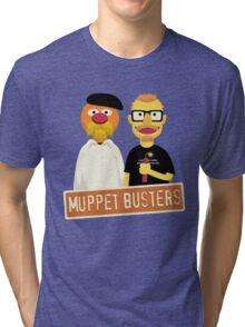 Muppet Busters Tri-blend T-Shirt
