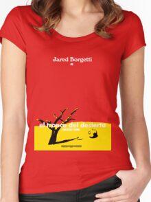 Jared Borgetti - Tronco del Desierto - Women's Fitted Scoop T-Shirt
