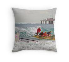 2011 Lorne surf carnival (04) Throw Pillow