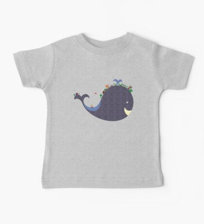 whale Baby Tee