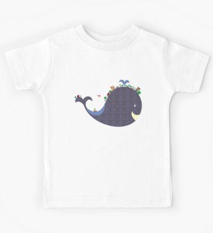 whale Kids Tee