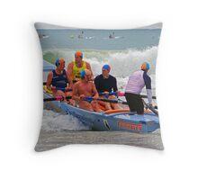 2011 Lorne surf carnival (05) Throw Pillow