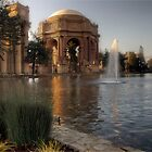 Palace of Fine Arts San Francisco by misterken