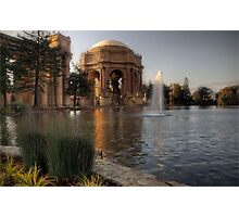 Palace of Fine Arts San Francisco Photographic Print