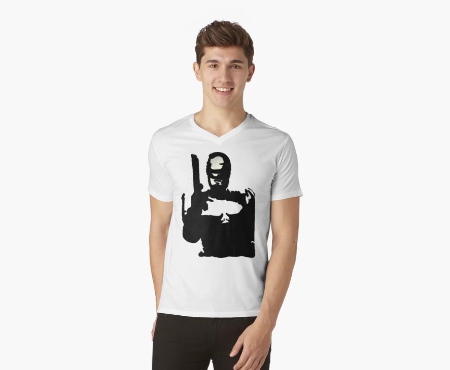 Robo Shirt by Dirt Tee Shirts .