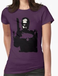 Robo Shirt Womens Fitted T-Shirt