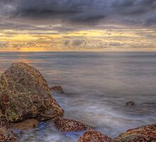 Marbled Boulder (Palos Verdes, California) by Brendon Perkins