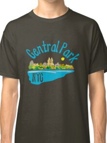 Central Park NYC Classic T-Shirt