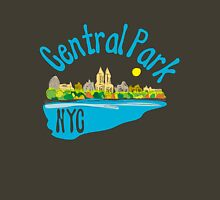 Central Park NYC Unisex T-Shirt