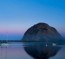 Boats at Rest (Morro Bay, California) by Brendon Perkins