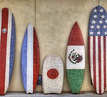 International Surfboards (Huntington Beach, California) by Brendon Perkins