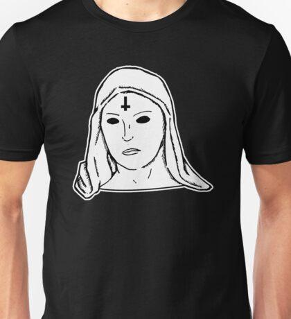 Satanic Mary Unisex T-Shirt