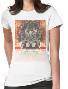 cupcake afternoons Womens Fitted T-Shirt