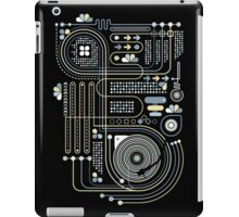 Circuit 02 iPad Case/Skin