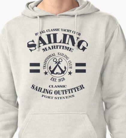 Sailing Pullover Hoodie