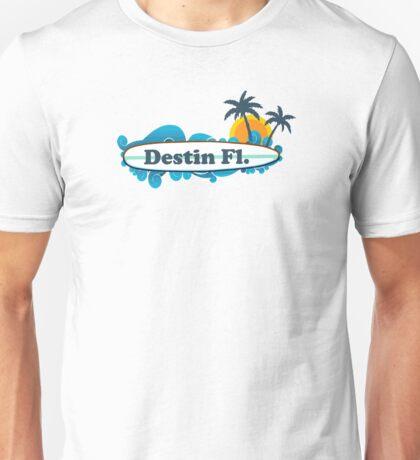 Destin - Florida. Unisex T-Shirt