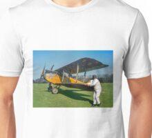Luft Verkehrs Gesellschaft C.VI 7198/18 G-AANJ Unisex T-Shirt