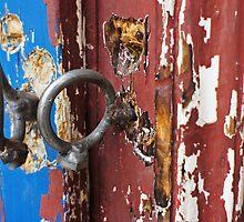 Bent padlock hoops by BSBenev