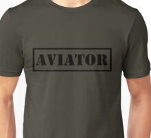 aviator Unisex T-Shirt