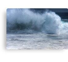 Crashing Wave (The Wedge, Newport Beach, California) Canvas Print