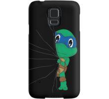 HIDDEN TMNT LEONARDO! Samsung Galaxy Case/Skin