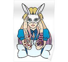 Alice - Alternative Poster